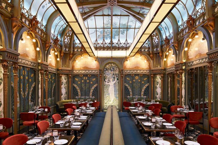 Новый Beefbar в Париже по проекту Humbert & Poyet (фото 0)