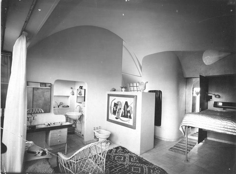 Студия Ле Корбюзье в Париже открылась после реставрации (галерея 5, фото 3)
