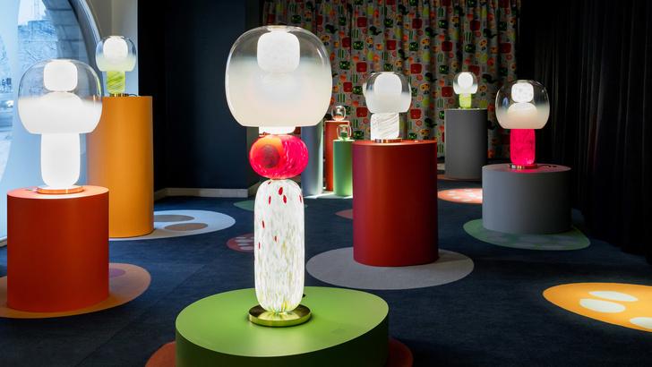 Коллекция светильников Fusa от Луки Никетто (фото 5)