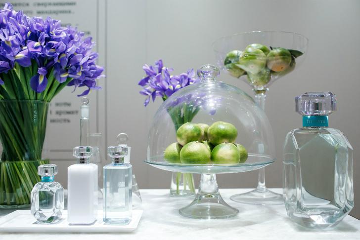 В Москве состоялась премьера аромата Tiffany & Co. фото [12]