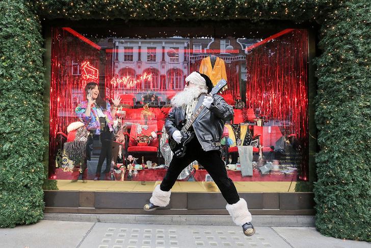 Зимняя сказка: лучший рождественский декор (фото 25)