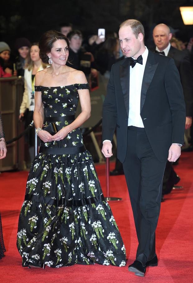 Кейт Миддлтон не знает, что надеть на BAFTA (фото 1)