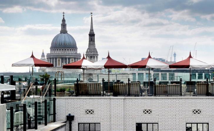Голова в облаках: рестораны и бары на крыше (фото 1)
