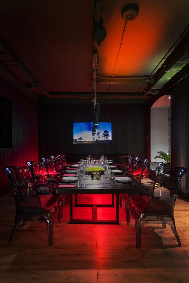 Четыре стихии: ресторан «Земля» в Москве (фото 10)
