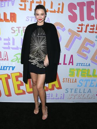 Беременная Миранда Керр на вечеринке Stella McCartney (фото 1)
