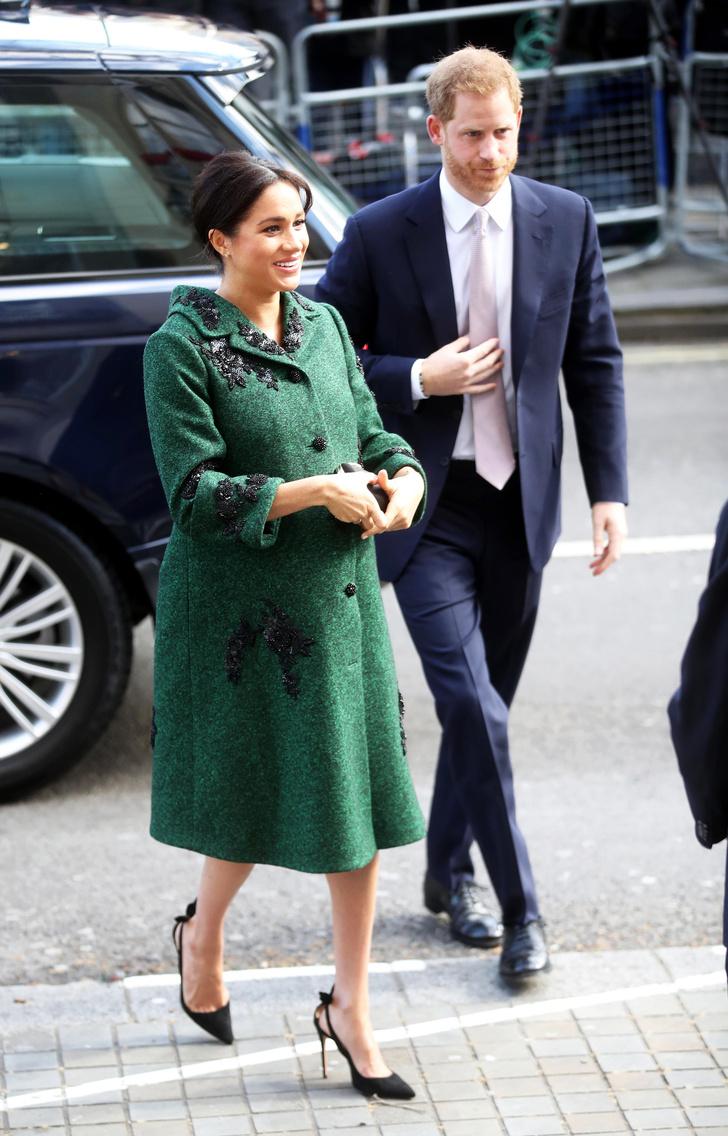 Прощай, королева: 30 лучших выходов Меган Маркл в качестве члена монаршей семьи (фото 67)