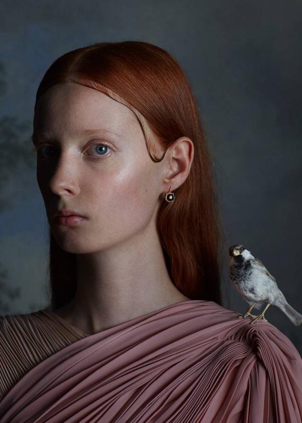 Слишком красиво: ювелирная кампания Gucci как произведение искусства (фото 5)