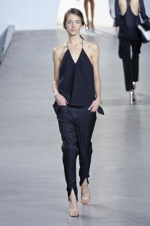 Показы мод 3.1 Phillip Lim Весна-лето 2012 | Подиум на ELLE - Подиум - фото 2003