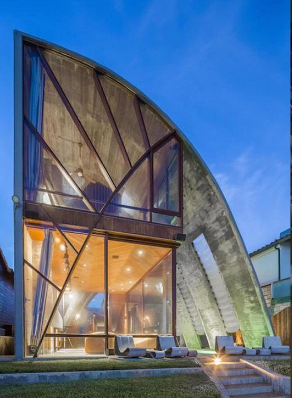 Эдвард Нортон купил самый знаменитый особняк в Малибу | галерея [1] фото [21]