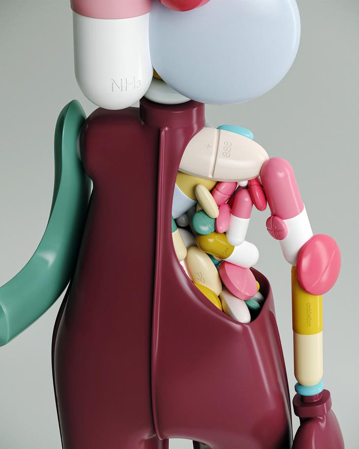 Art Toys: новый проект Тараса Желтышева (фото 13)