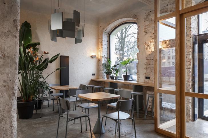 Кофейня Culturist в Днепре (фото 3)