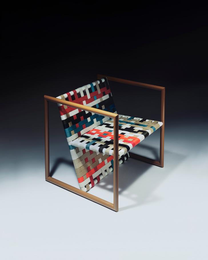 Коллекция мебели от Jonathan Saunders (фото 3)