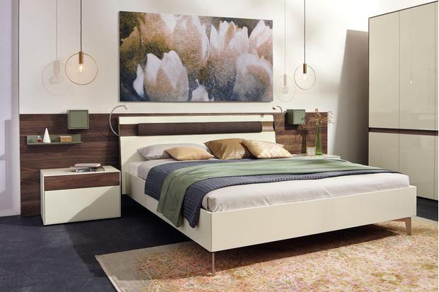 Кровать Lunis от Hulsta