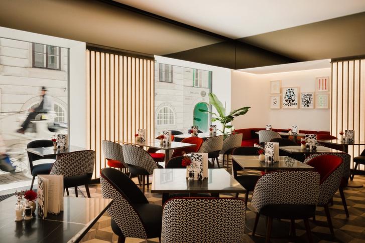 Dolce vita: Cambari Bar по дизайну Маттео Туна в Вене (фото 5)
