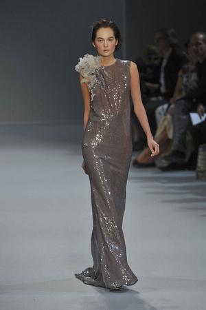 Показ Christophe Josse коллекции сезона Осень-зима 2009-2010 года Haute couture - www.elle.ru - Подиум - фото 87372