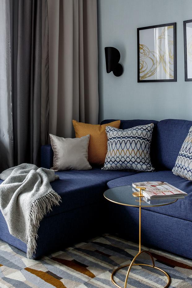 Квартира 46 м²: проект Ольги Луис (фото 27)