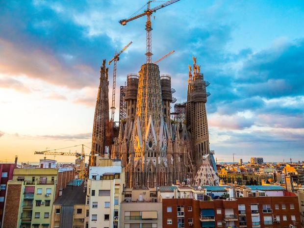Собор Sagrada Família: 10 фактов о самом одиозном долгострое мира (фото 31)