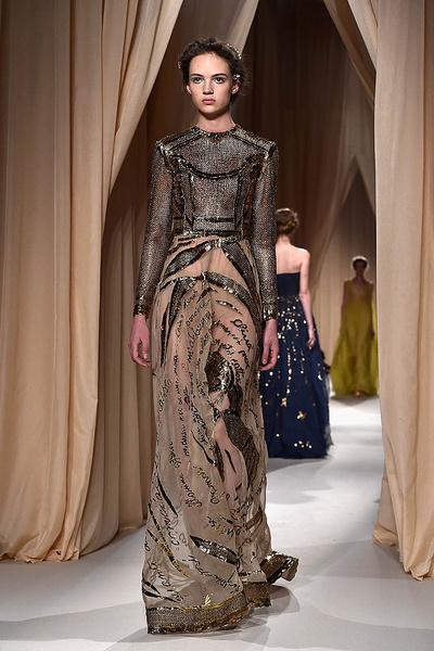 Показ Valentino Haute Couture   галерея [1] фото [19]