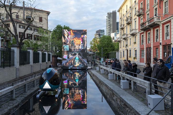 Мероприятия Salone del Mobile.Milano: Леонардо да Винчи, первый дизайнер современной эпохи (фото 0)