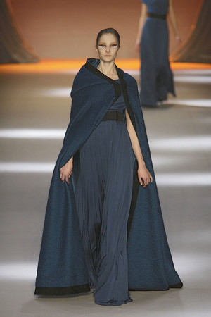 Показы мод Giambattista Valli Осень-зима 2009-2010 | Подиум на ELLE - Подиум - фото 3131