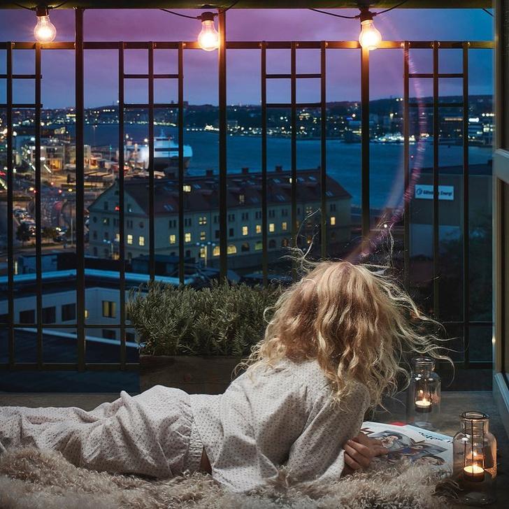 Как защитить летнюю террасу и балкон от шума? (фото 1)