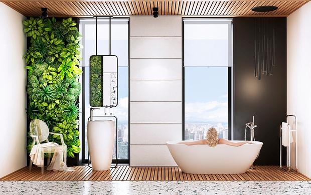 MosBuild: победители конкурса Bathroom Biennale (фото 17)