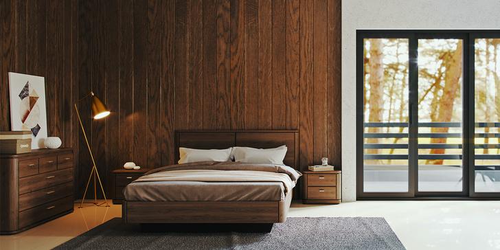 коллекция мебели для спальни Nordic (Нордик)