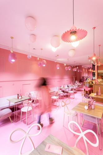 Вишенка на торте: розовое кафе в Лешно (фото 6.1)