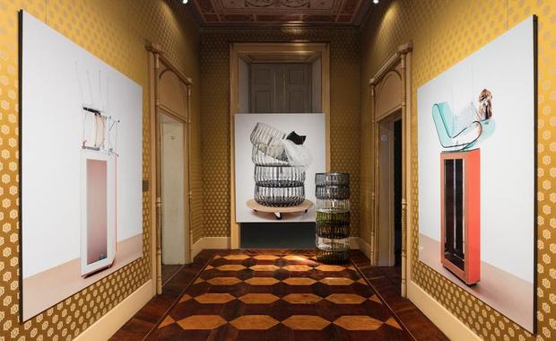 Выставка «The Art Side of Kartell» в Милане (фото 8)