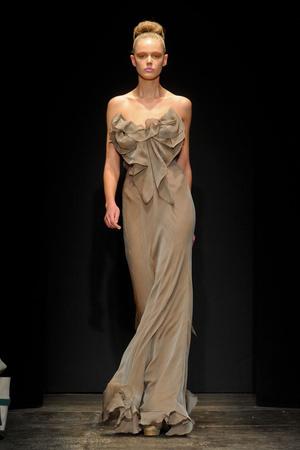 Показ Donna Karan коллекции сезона Осень-зима 2011-2012 года prêt-à-porter - www.elle.ru - Подиум - фото 229713