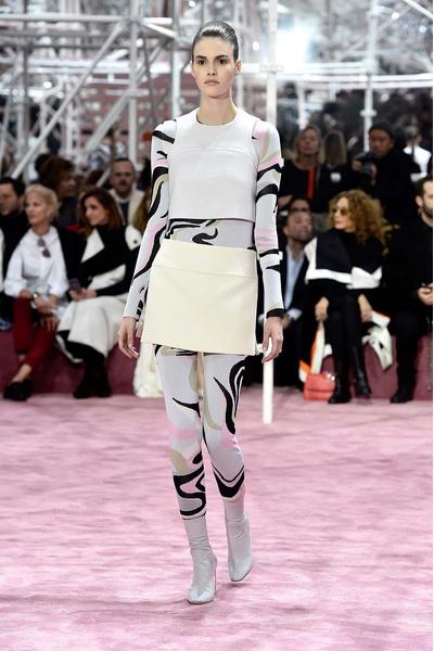 Показ Dior Haute Couture | галерея [1] фото [3]