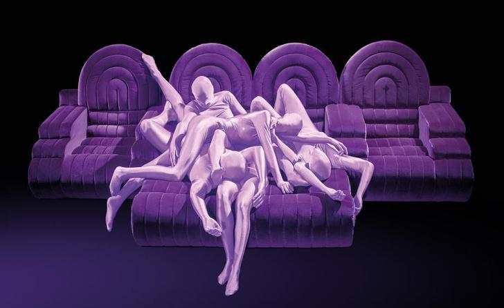 Эпоха диско: коллекция Gufram (фото 3)