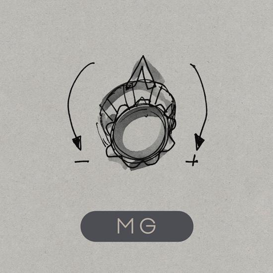 Мартин Гор / «MG»