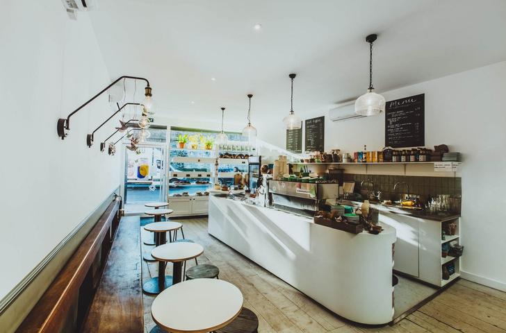 Минималистская пекарня Luminary в Лондоне (фото 0)