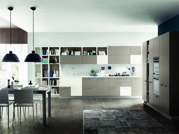 Кухня Foodshelf – новый проект дизайнера Ора Ито для Scavolini | галерея [1] фото [2]