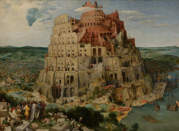 Выставка «Брейгель. Перевернутый мир» откроется в ARTPLAY фото [7]