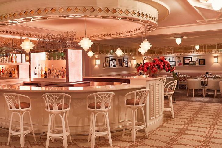 Зефир и карамель: романтичный ресторан в Майами (фото 2)