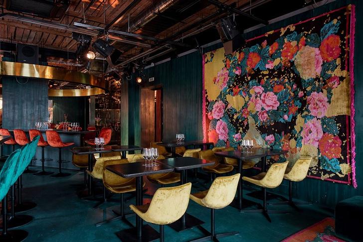 5 романтических кафе в Москве (фото 28)