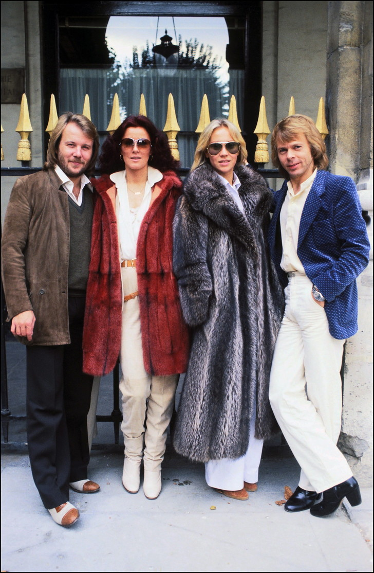 Dancing Queen: как одеться в стиле ABBA (фото 5)