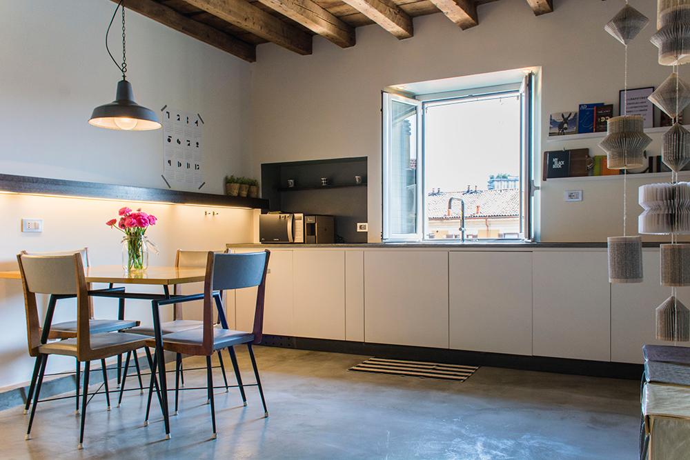 Топ-10: дизайнерские квартиры в Милане | галерея [3] фото [6]