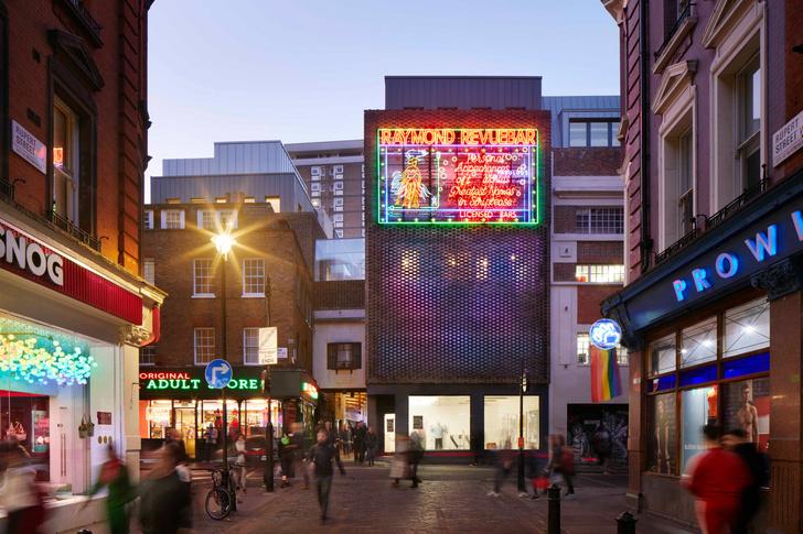 Театр Boulevard в Лондоне (фото 14)
