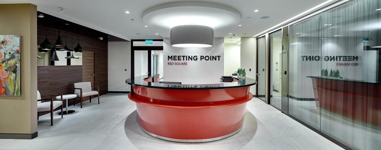 Meeting Point – модный коворкинг в центре Москвы | галерея [1] фото [5]