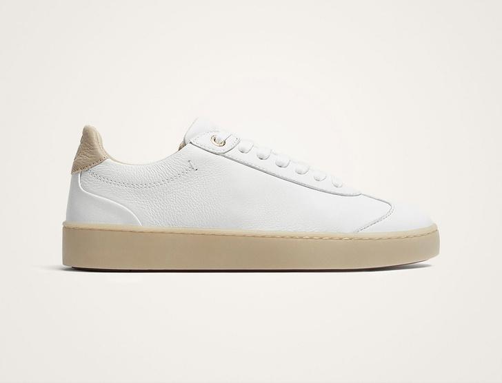Белые кожаные кеды — константа гардероба. Какие выбрать? (фото 23)