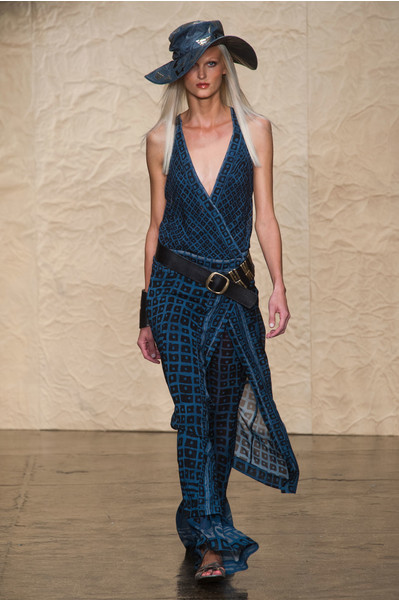 Donna Karan New York на Неделе моды в Нью-Йорке