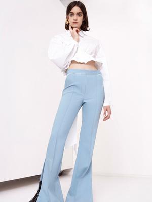 7 новых способов носить брюки на высокой талии (фото 17)