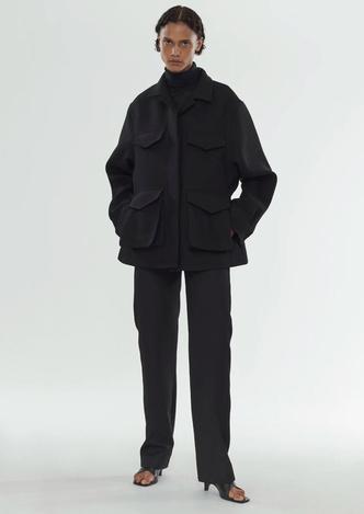 Сафари-куртка — идеальная вещь для весенних прогулок. Вот 15 вариантов (фото 11.1)