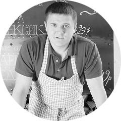 Виктор Лобзин, шеф-повар Babetta Cafe
