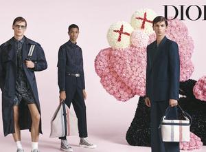 Датский принц Николай в новой рекламной кампании Dior Homme (фото 5.2)