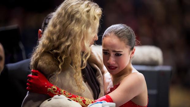 Почему Алина Загитова проиграла на Чемпионате мира после триумфа на Олимпиаде? (фото 1)