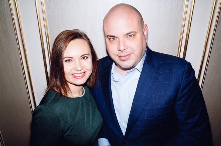 Виктория Зволинская и Виктор Димитров (Leading Consulting Group)